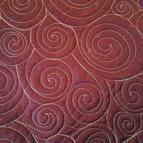 Back - Spiral up close